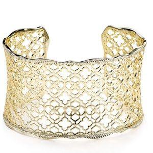Kendra Scott Candice Cuff bracelet 💛 ⭐️